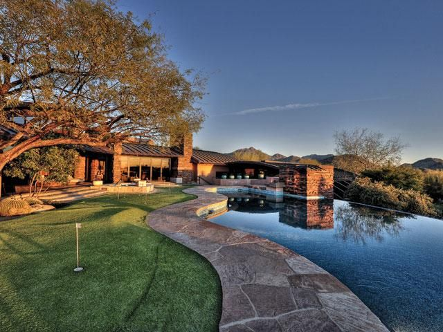 Dream Home Panorama 10040 E Happy Valley Rd Scottsdale Az Luxury Real Estate In Phoenix
