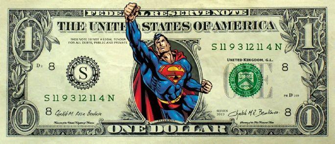 Chakib Benkara Fine Artist - Superman