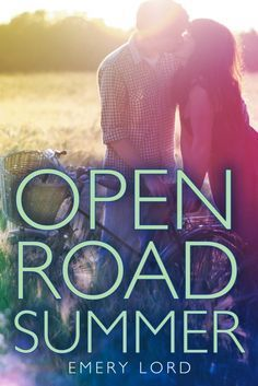 Open Road Summer by Emery Lord | Publisher: Walker Childrens | Publication Date: April 15, 2014 | www.emerylord.com | #YA Contemporary Romance #friendship