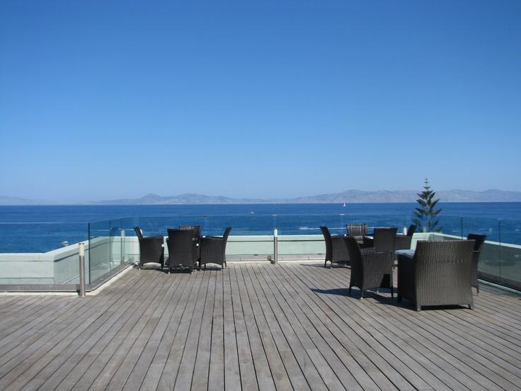 Rhodes view