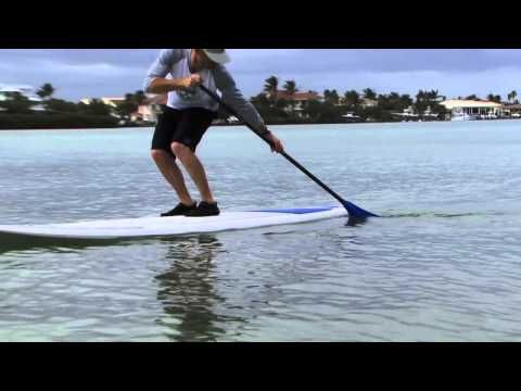 Learn the basics of Stand Up Paddleboarding