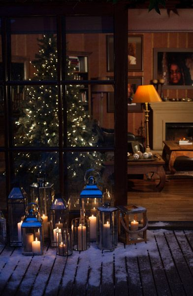 Lampiony- Warm Christmas