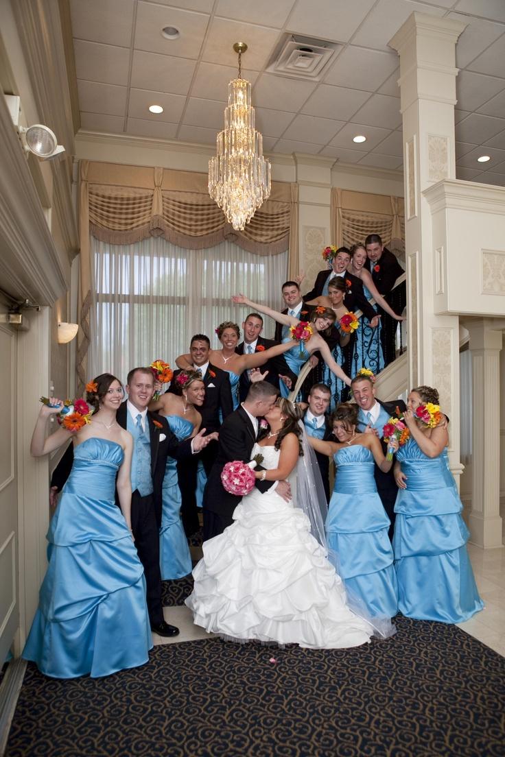 19 best a flower girls dress images on pinterest girls dresses silly wedding party group shot ombrellifo Gallery