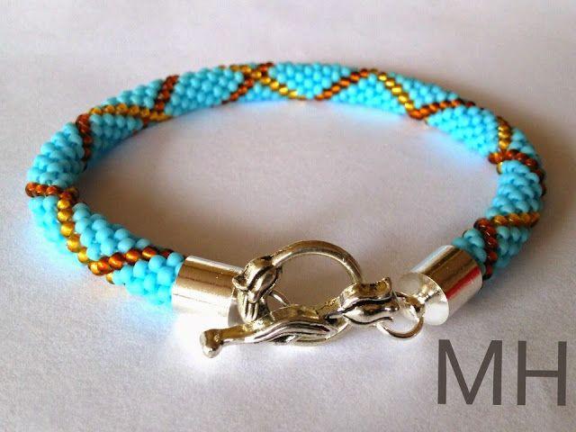 W kratkę | MH Biżuteria - cuda ręcznie wykonane