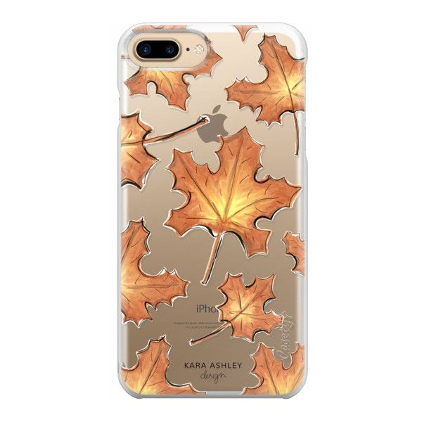 Fall Leaves V2 - iPhone 7 Plus Case And Cover ($35) ❤ liked on Polyvore featuring accessories, tech accessories, iphone case, phone cases, filler, phone, phonecase, slim iphone case, iphone cover case and iphone cases