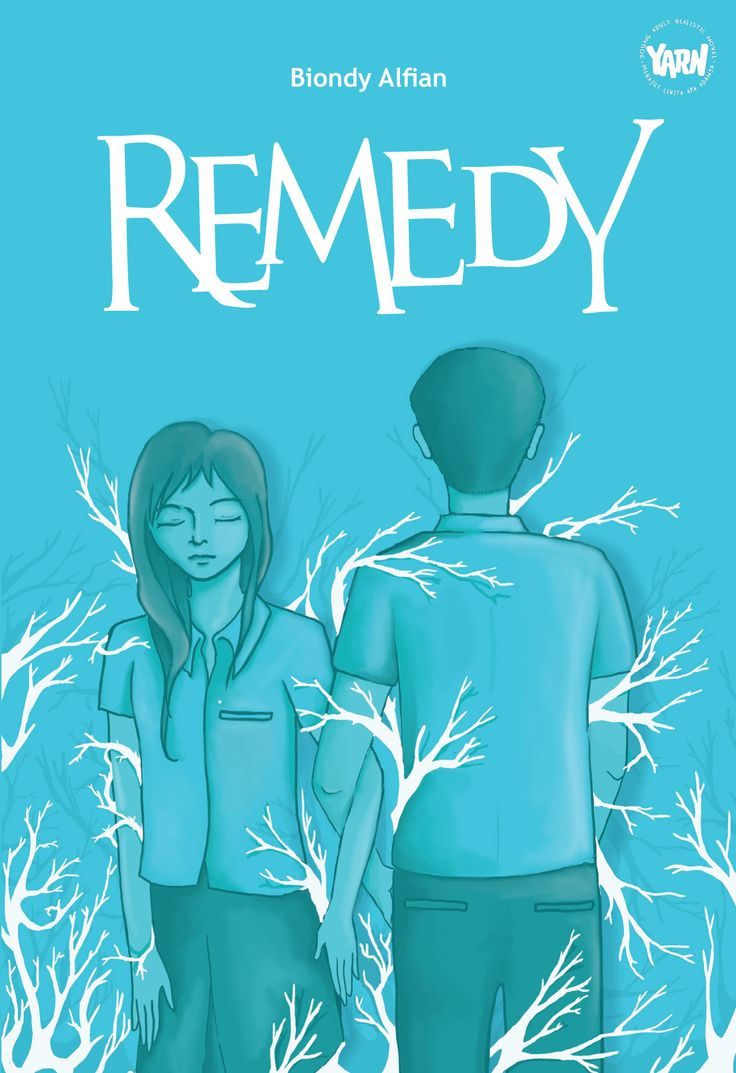 Remedy by Biondy Alfian :) YARN series..