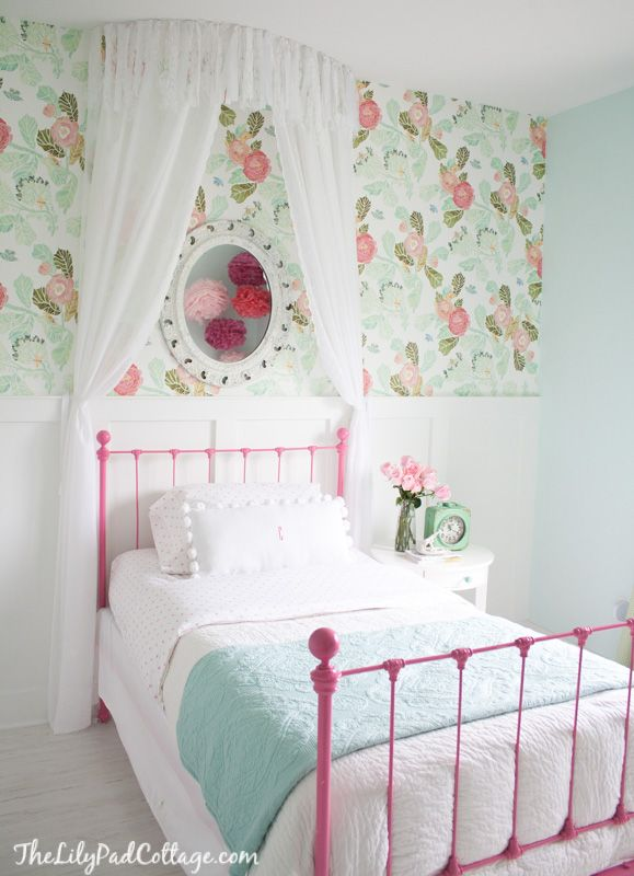 Big Girl Bedroom - Part 2 - The Lilypad Cottage