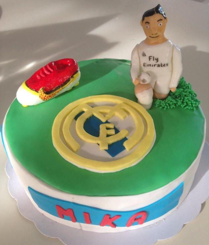 Ideas For A Soccer Cake