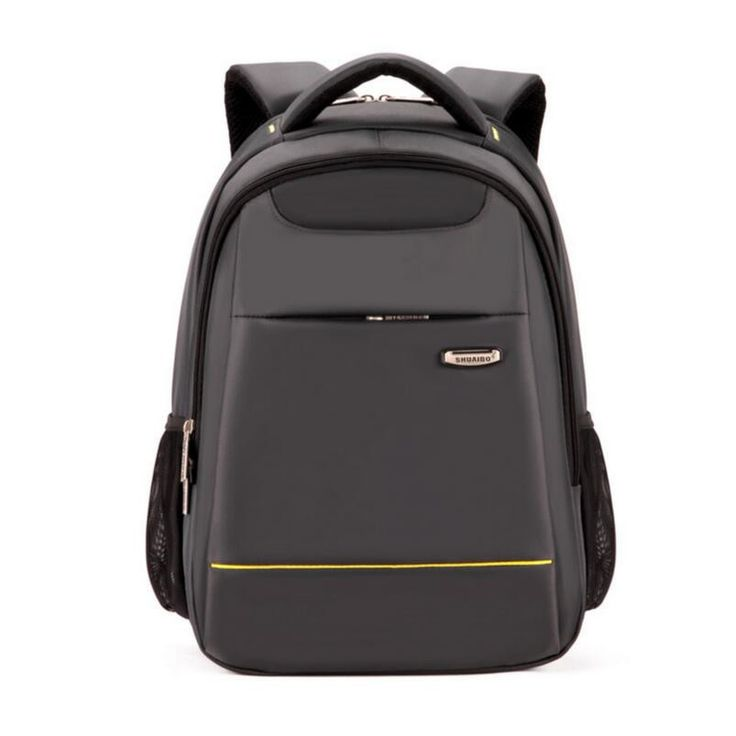high quality boys school bags college backpack waterproof 15 inch laptop bag men travel bags schoolbag bagpack birthday gift