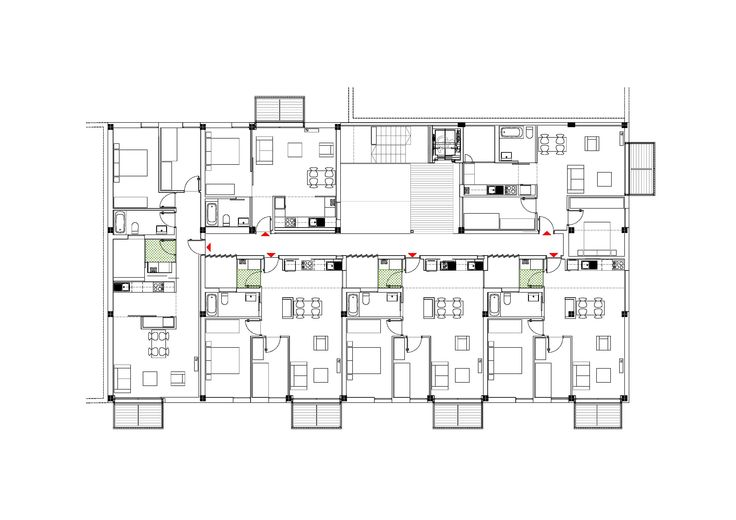 Coll-Leclerc   |    17 Residential Units.   Vic,Spain,    2010