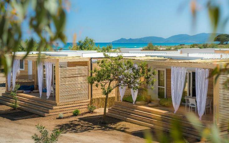 Case mobili sul mare a Costa Rei, Sud Sardegna Case