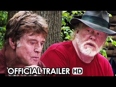 A Walk in the Woods Official Trailer (2015) - Robert Redford, Nick Nolte HD - September 2, 2015