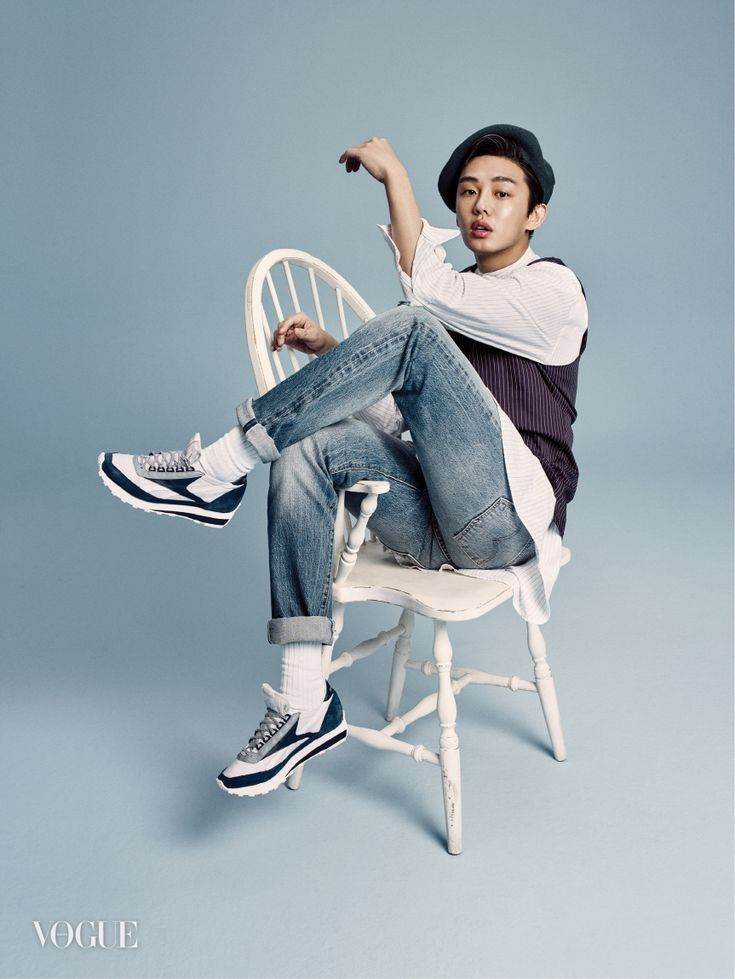 Yoo Ah In - Vogue Magazine February Issue '16