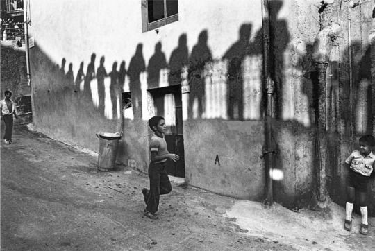 Photo by Ferdinando Scianna. Capizzi, 1982.