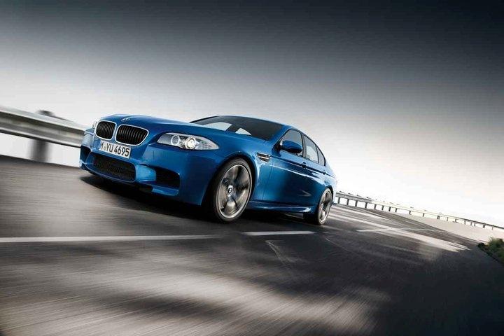 Yeni BMW M5