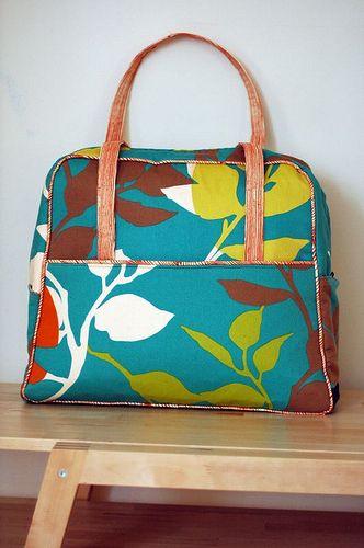 Amy Butler's Weekender Travel Bag
