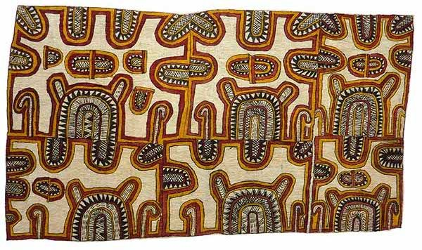 Ilma Savari - 'Tamajai ohu'o debé' | Aboriginal Art | Outstation