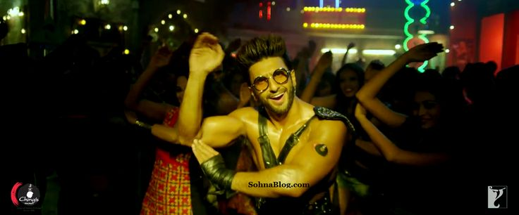 My Name is Ranveer Ching has a most Crazy song & sung by Arijit Singh Ranveer Singh. The song's lyrics is create by Gulzar. The song is picturise on Ranveer Singh.