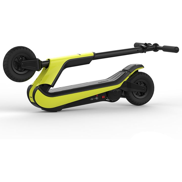 JD Bug Electric Scooter Complete Fun Series Lime Thumbnail