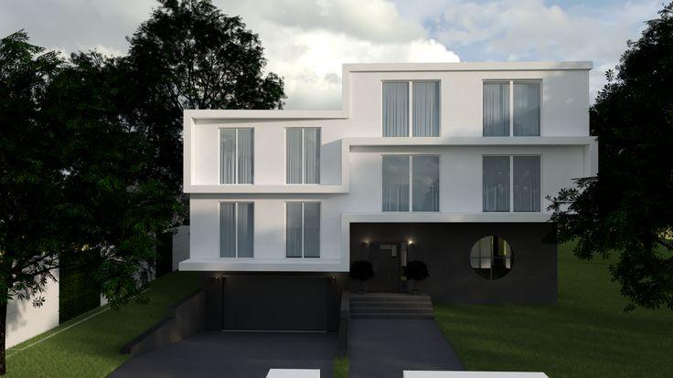 Rozbudowa domu Bemowo Warszawa Polska