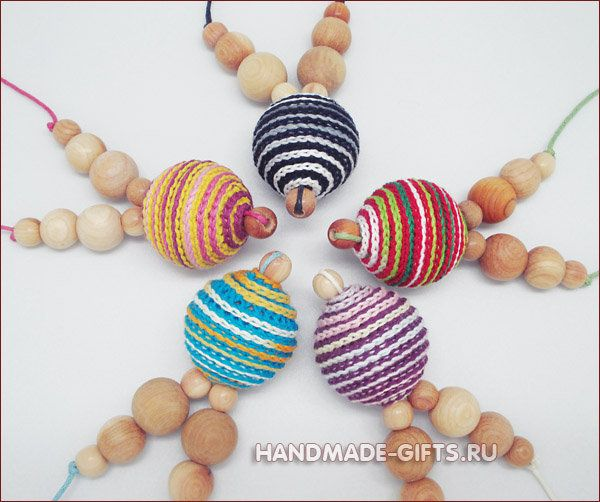Two necklaces with pendants