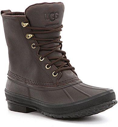 UGG® Men's Yucca Waterproof Rain Boots