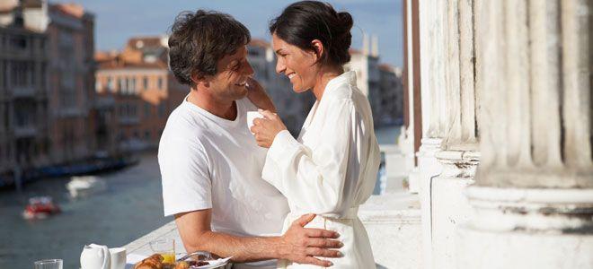 Historia de amor en vacaciones: días de amor en Venecia