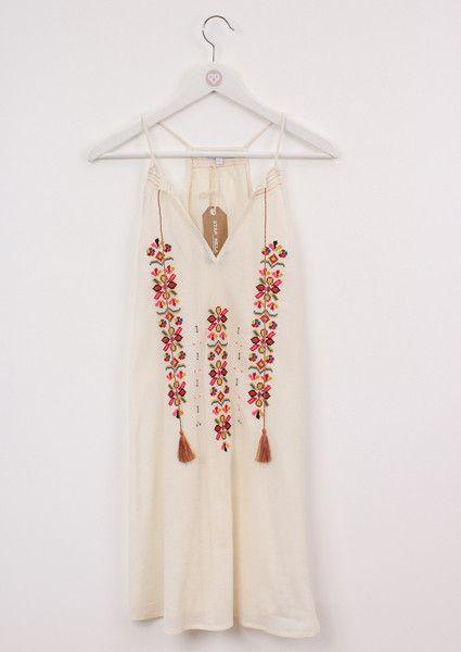 Romane, petite robe plein été en vente sur http://romane-laboutique.com
