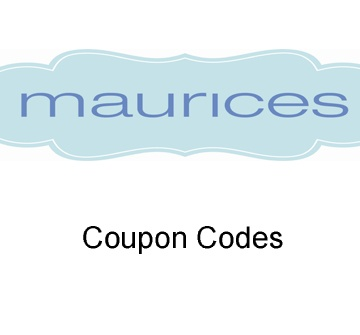 Coupon codes for maurices