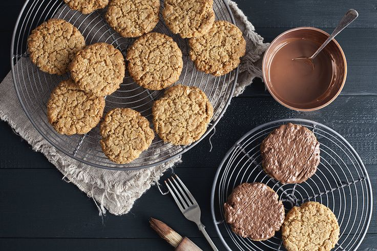 Chocolate Hobnobs Recipe