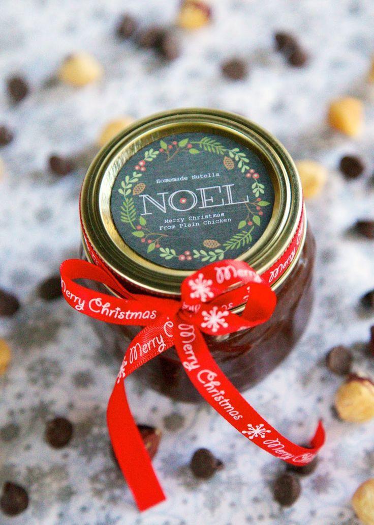 Homemade Nutella   Plain Chicken #chicken #Homemade #homemade_nutella #nutella #…