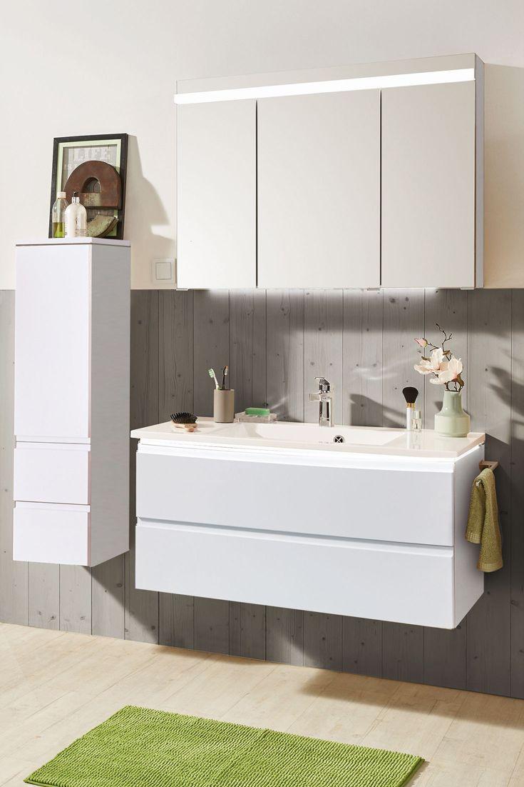 Badezimmer Ace In Weiss Von Puris Mobel Letz Ihr Online Shop Waschtisch Set Badezimmer Waschtische Mineralguss Waschtisch