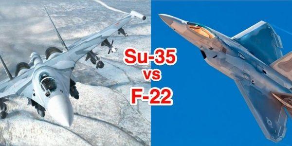 Su-35 & F-22: Τα δύο κορυφαία μαχητικά του πλανήτη αναμετρήθηκαν στους ουρανούς της Αλάσκα   Βίντεο