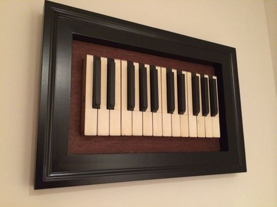 12 Repurposed Piano Projects And Ideas                                                                                                                                                                                 More