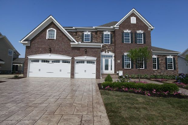 8 best belmont ii images on pinterest columbus ohio ohio and heron for 4 bedroom house with finished basement