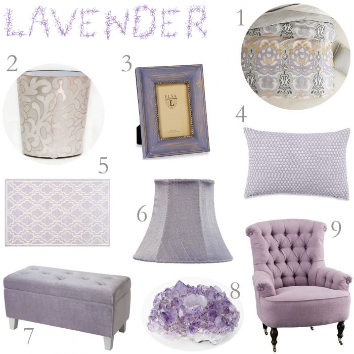 17 best ideas about lavender bedrooms on pinterest - Lavender and gray bedroom ...