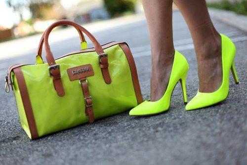 fashion and colour
