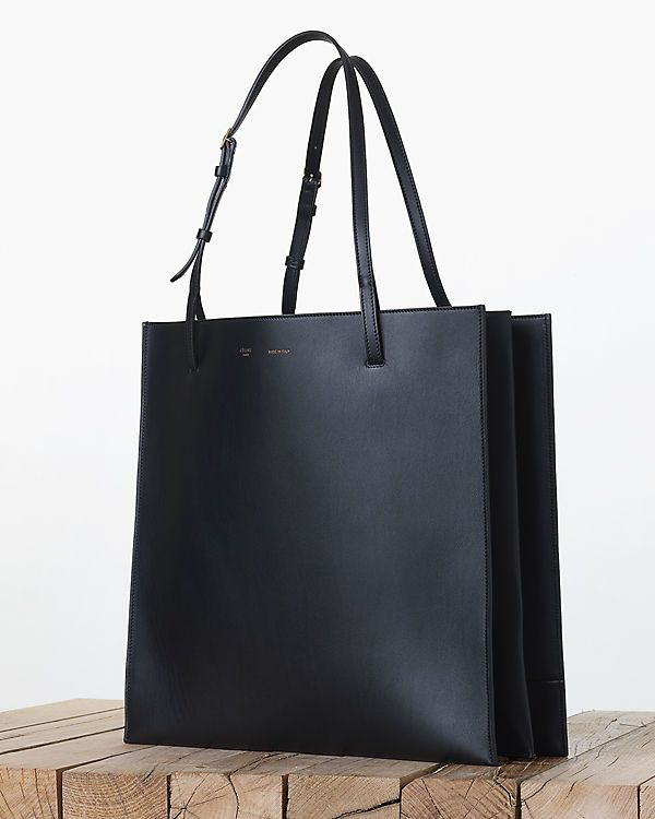 CÉLINE fashion and luxury leather goods 2013 Fall - Shopper