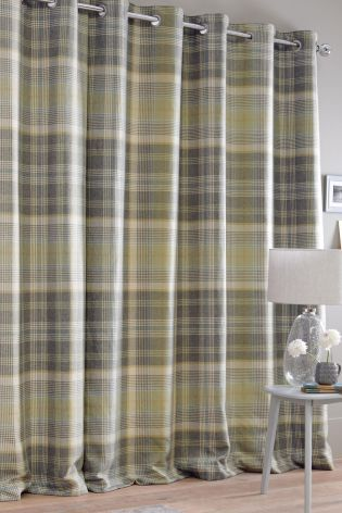 Green Curtains beige and green curtains : 17 best ideas about Green Eyelet Curtains on Pinterest   Curtain ...