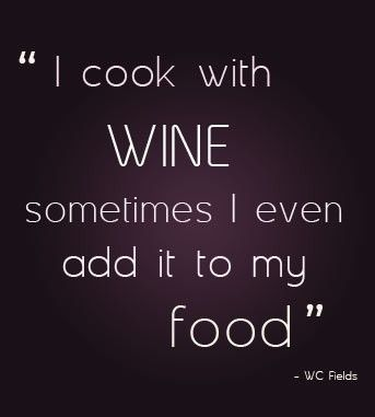 Words to live by. #wine
