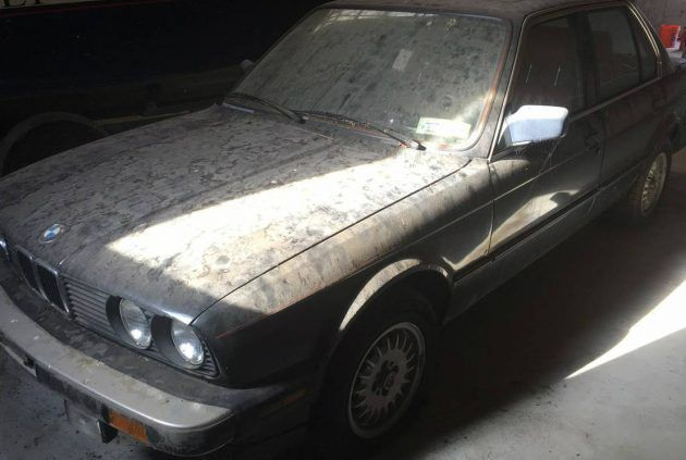 Gordon Gekko's Garage: Jaguar XJ6 & BMW 325E #USA #BMW, #British, #German, #Jaguar, #Projects - http://barnfinds.com/gordon-gekkos-garage-jaguar-xj6-bmw-325e/