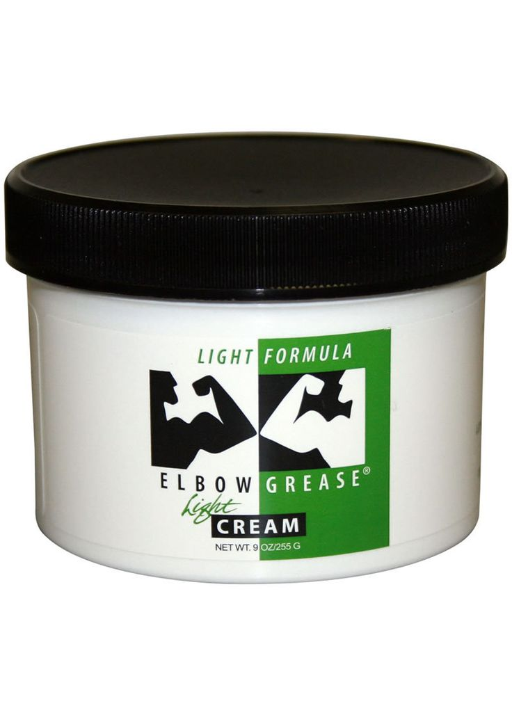 Buy Elbow Grease Light Formula Light Cream Lubricant 9 Ounce online cheap. SALE! $19.49