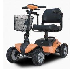 RiderXpress 450W Personal Transport 4 Wheel E-Scooter