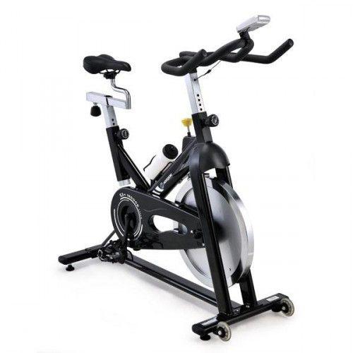 Esta genial bicicleta estática tiene una gran resistencia y una relación calidad precio excelente. Cañera, Cañera!!