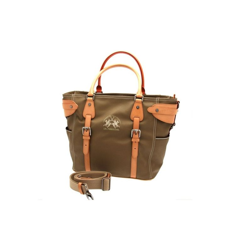 GENUINE LA MARTINA Bag Nobleza Female Brown - 060028029, $348