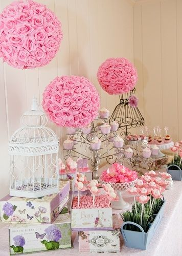 Let your party blossom! Our Flower Lanterns will turn any space into a magical floral fantasy. Perfect for weddings, bridal showers or your little princess's birthday party. After the party they make