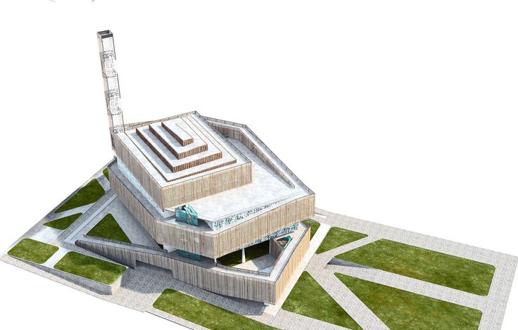 Gallery - Central Mosque of Pristina Competition Entry / Asar Consulting Engineers - 6