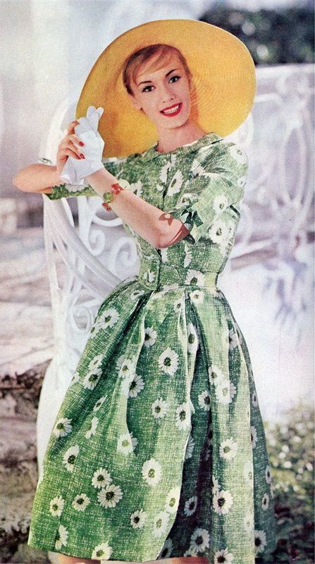 мода 1960 х годов