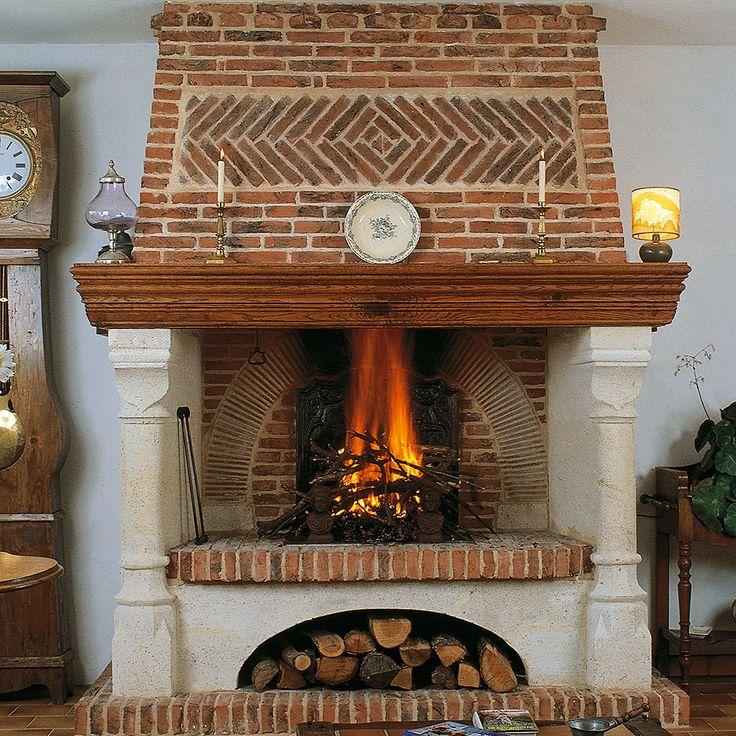 348 best decoration salon salle a manger chemin e images on pinterest. Black Bedroom Furniture Sets. Home Design Ideas