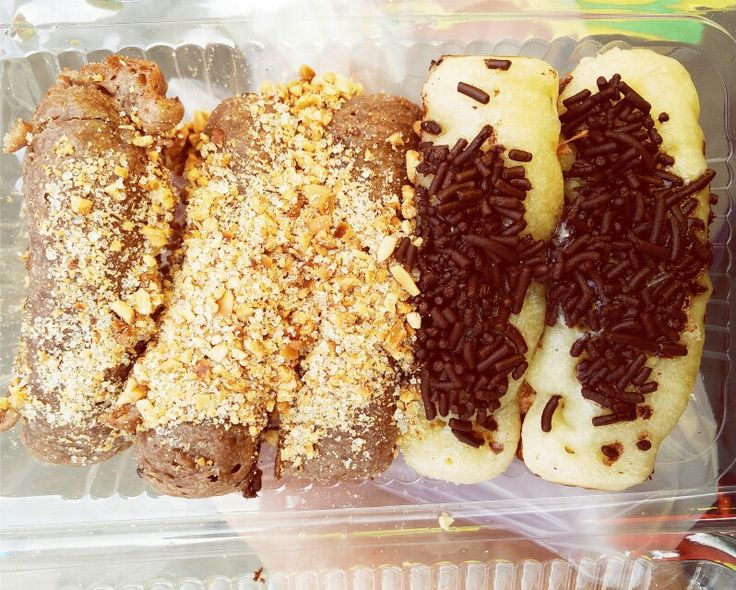 My fav and the best! Kue pukis!